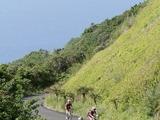 八丈島ひょうたんライドの第1回大会が10月25~26日に開催 画像