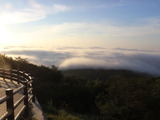 【小さな山旅】恋人岬から男ふたりで雲海を眺める…那須岳(1) 画像