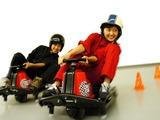 アメリカで人気『クレイジーカート』に乗れる『ASOBIBA Ride(アソビバ ライド)』 開始 画像