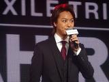 「SHOKICHIの格好良さに嫉妬…」EXILEのTAKAHIROさん 新CM発表会で 画像