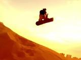 「なにこれめっちゃ楽しそう!」雄大な砂丘でバックカントリー 画像