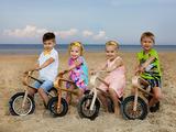 子供時代からおしゃれな自転車を楽しもう。バランスバイク「ZUMZUM」登場 画像