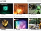3Dでディスプレイを楽しもう、未来から来た「L3D Cube」登場 ニューヨーク発 画像