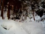 白銀の世界を歩く…美しく過酷な冬の山旅 画像