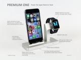 iPhoneとApple Watchを同時に充電するドック「PREMIUM ONE」…米パロアルト発 画像