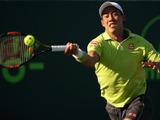 【テニス】錦織は準々決勝でイスナーと対戦、ラオニッチ敗れる…マイアミ・オープン 画像