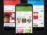 Google Play、「ファミリー」ページを新設 画像
