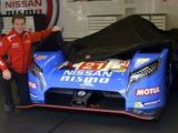 日産 の新ルマンレーサー、GT-R LM NISMO…伝説のカラーで登場 画像