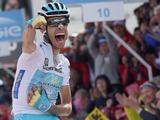 【ジロ・デ・イタリア15】第19ステージ、アールが頂上ゴール制覇…総合2位に返り咲く 画像