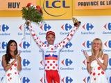 【ツール・ド・フランス15】ロドリゲス、5年ぶりツール勝利で山岳賞ジャージもゲット 画像