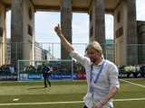 ティモシュチャク氏「フットボールは国交を考える機会に」…第三回フットボールフォーフレンドシップフォーラム 画像