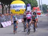 【自転車ロード】萩原麻由子がジロローザ第3ステージで5位…総合12位にジャンプアップ 画像