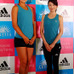 adidas MeCAMP supported by ANESSA and Panasonic オープニングイベントに参加した坂口佳穗選手と市橋有里氏(5月28日)