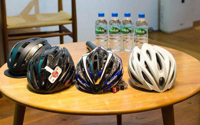 自転車利用時のヘルメット着用 ...