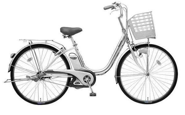 ... 自転車の新製品「アルフィット