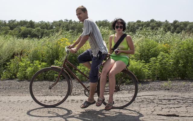 自転車の 自転車 二人乗り : なくせ!自転車事故】二人乗り ...