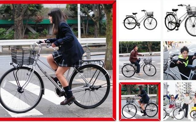 自転車の 自転車を送る : ... の通学自転車があさひから発売