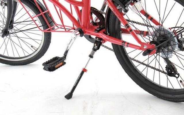 これからの自転車用スタンドは ...