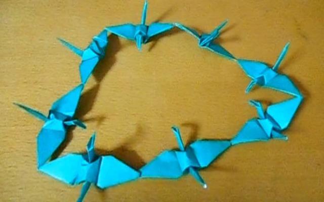 すべての折り紙 ジブリ折り紙作り方 : 折り紙の技術がすばらしい!八 ...
