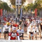 ビバリーヒルズの高級住宅地を駆け抜けるサイクリング大会開催へ 画像