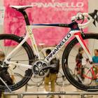 【自転車】ピナレロ・ドグマ F8、ウィギンスのアワーレコード記念カラー登場 画像