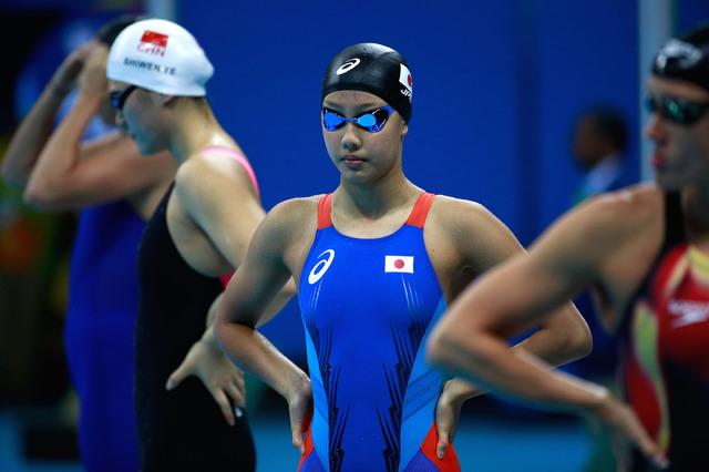 競泳 今井月 リオを経験して東京五輪を見据える 1年1年しっかりと