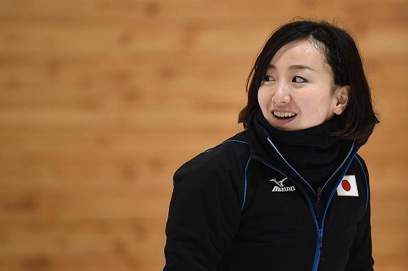 藤澤五月選手(2017年2月18日)